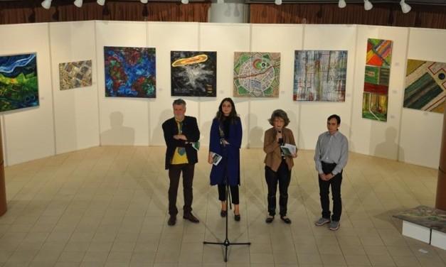 Dalina Bădescu și Lucian Muntean @ Galeria Dialog