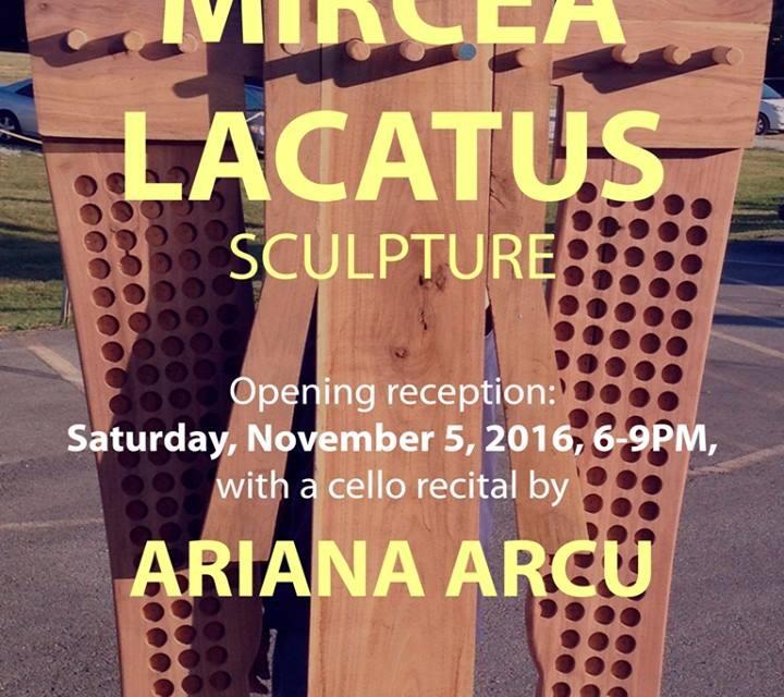 "Mircea Lăcătuș, ""Angels Go North"" @ Gallery RIVAA, NY"
