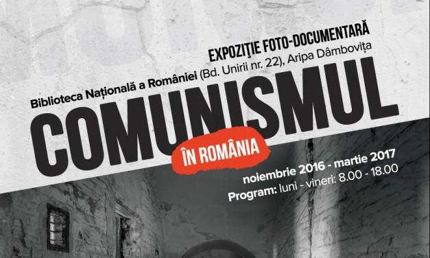 Expoziţia foto-documentară Comunismul în România, eBook la Humanitas