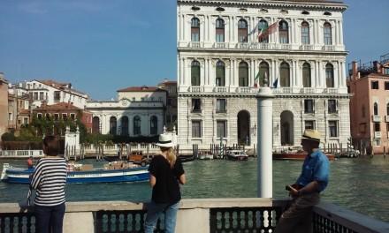Brâncuși @ Muzeul Peggy Guggenheim din Veneția