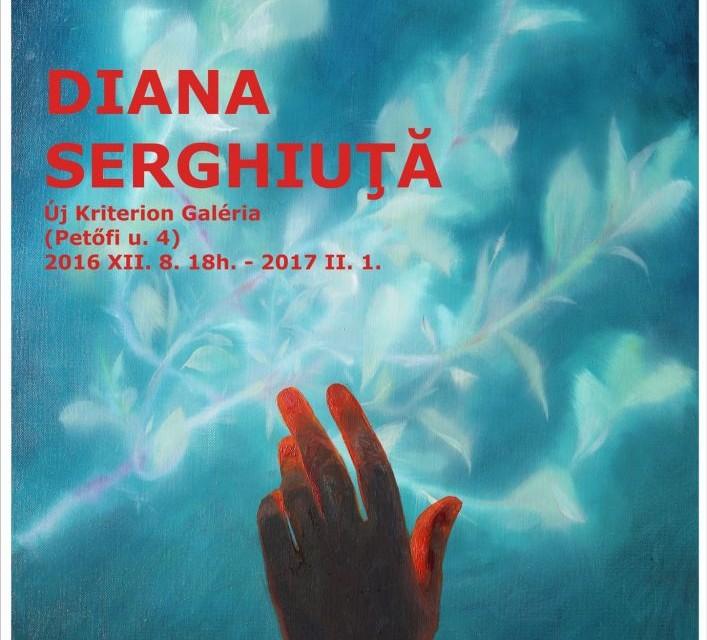 Diana Serghiuță @ Galeria Uj Kriterion, Miercurea Ciuc