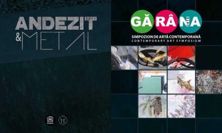 """Expoziție """"Simpozion de artă contemporană Gărâna 2016"""" și lansare de catalog @ Galeria Calpe, Timișoara"""