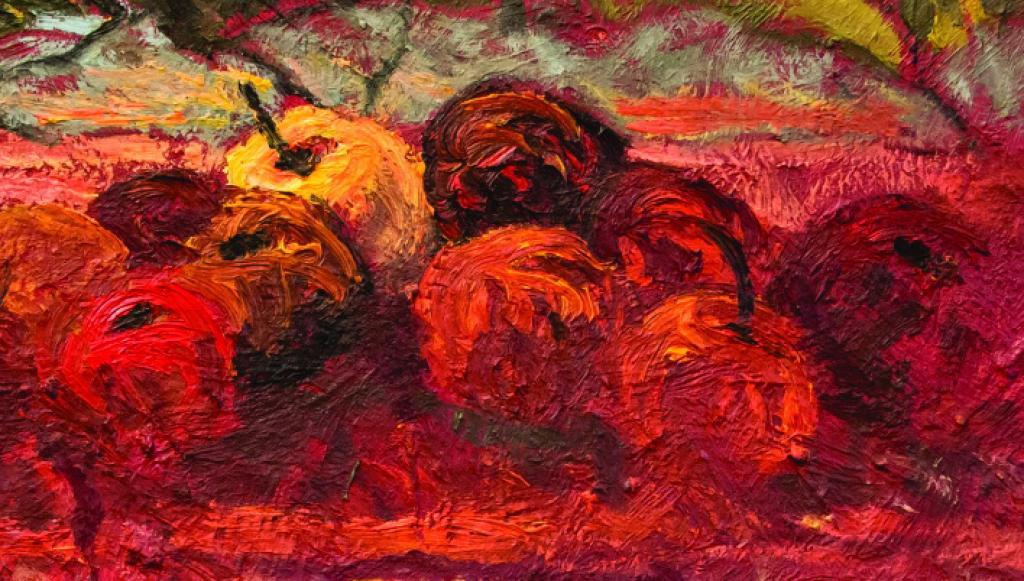Expoziţia «Abel» de George Mircea în Noua Galerie a Institutului Român de Cultură şi Cercetare Umanistică de la Veneţia