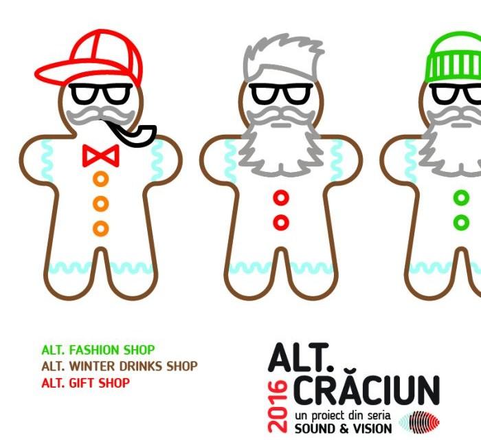 ALT.CRĂCIUN – Târgul de Crăciun alternativ revine la ARCUB