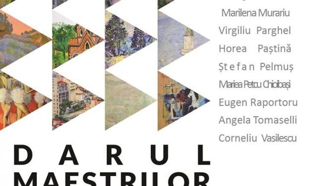 """""""Darul Maeștrilor"""" @ Elite Art Gallery, București"""