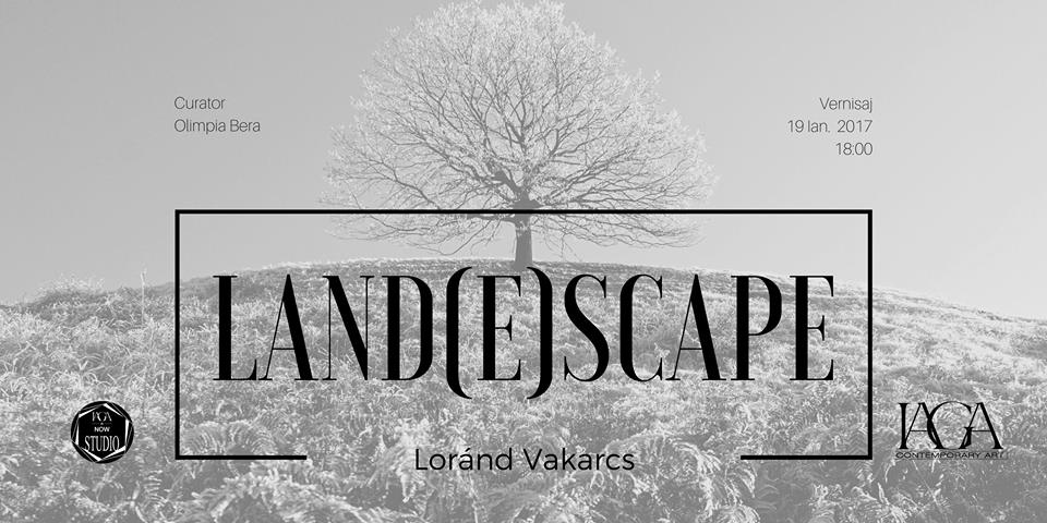 Land(e)scape – Lorand Vakarcs