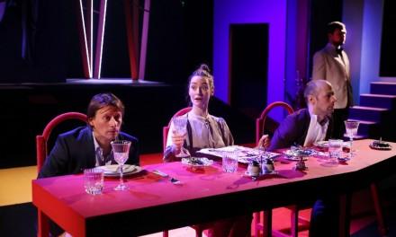 O noua premieră la TNB: CRIMA DIN STRADA LOURCINE vă aşteaptă la Atelier, în regia lui Felix Alexa