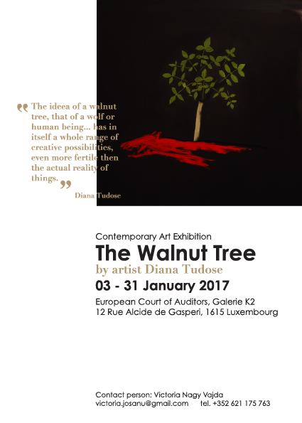 Invitation The Walnut Tree