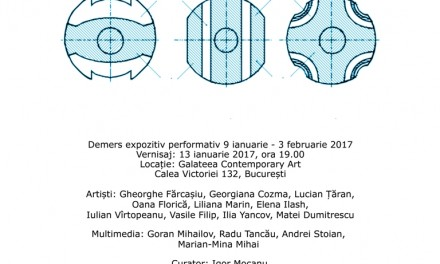SinCronic 2017 | Practici colaborative în arta contemporană @ Galeria Galateea Contemporary Art, București
