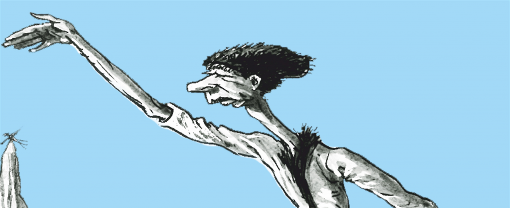 Ziua Culturii Naţionale: Ary Murnu, expoziţie de grafică: Ion Creangă şi personajele sale la Veneţia