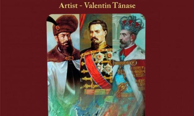 """Valentin Tănase, """"Cotroceni – Culorile Istoriei"""" @ Muzeul Naţional Cotroceni"""