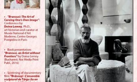 BRÂNCUȘI: VIZIONARUL @ Institutul Cultural Român din New York