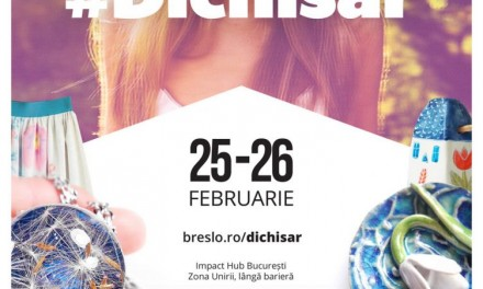 Dichisar de Mărțișor – Fun, Fashion & Sisterhood la Impact Hub București