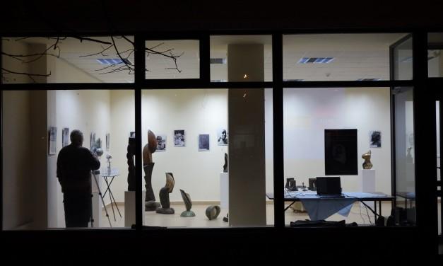 Sculptorul Doru Arăzan deschide Porţile @ Galeria Primăriei Municipiului Timişoara