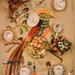 """Expoziția Daniel Spoerri """"Partea din spate a Pasării Paradisului. Mănâncă arta!"""" @ Muzeul de Arta Cluj-Napoca"""