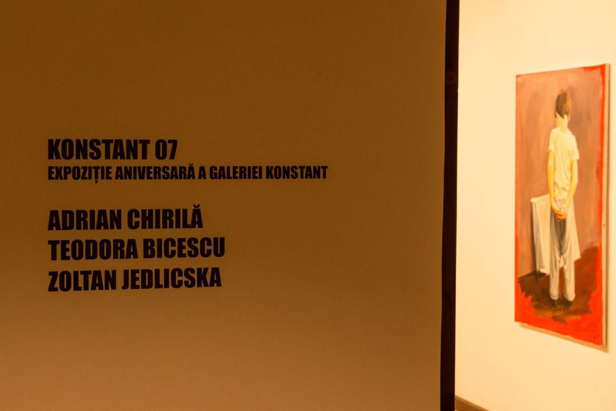 """Moment aniversar - """"Konstant 07"""" @ Muzeul Cetăţii şi Oraşului Oradea (1)"""