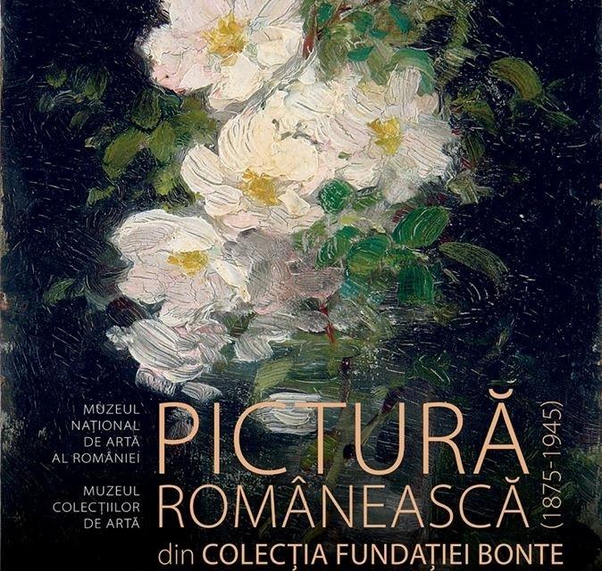 O importantă colecție privată de pictură românească, expusă în premieră la Muzeul Colecțiilor de Artă