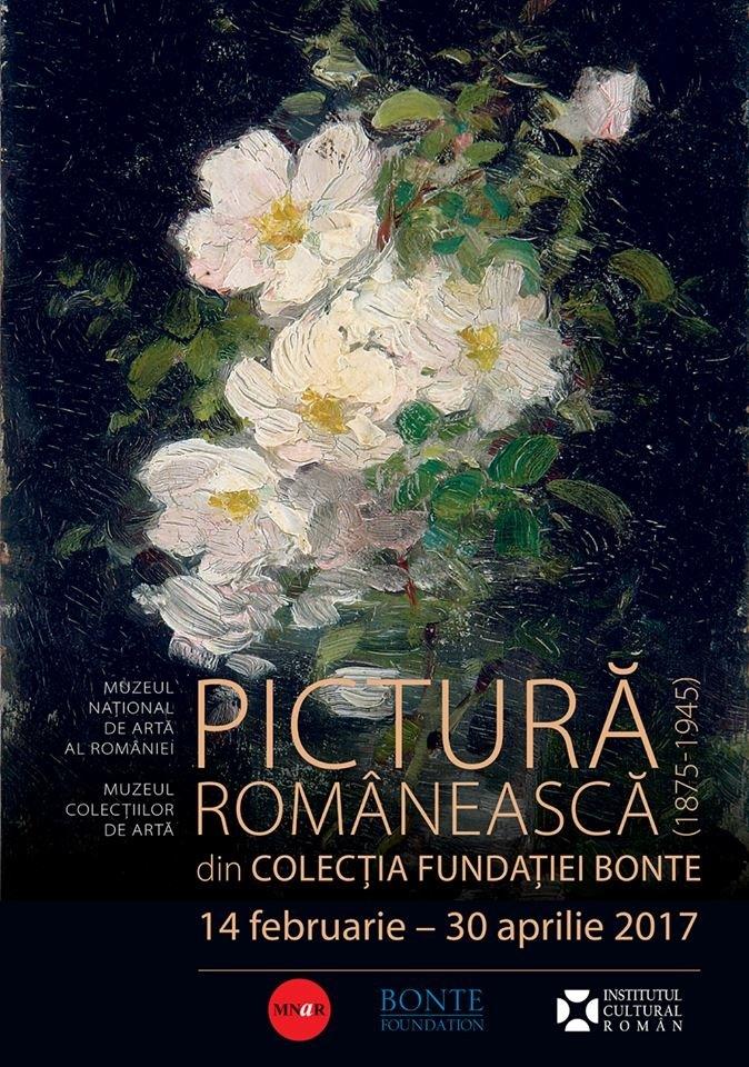 Pictura romaneasca din colectia Fundatiei Bonte