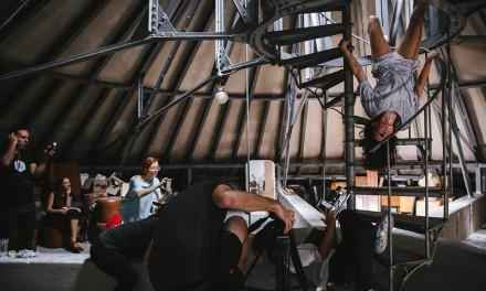 UP STAIRS @ Galeria Întâlnirilor