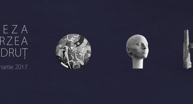 Bogdan Breza, Constantin Mîrzea și Ioan Medruț @ Galeria TIPOGRAFIA