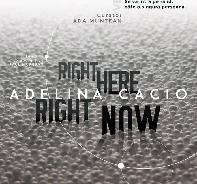 "Adelina Cacio, ""Right Here, Right Now"" @ Atelier 4, Cluj-Napoca"