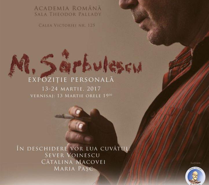 Expoziție personală Mihai Sârbulescu @ Biblioteca Academiei Române