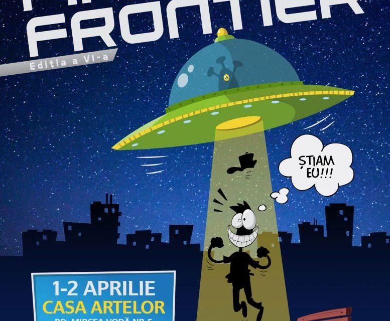 Crezi tot ce vezi la Final Frontier #6 – singurul Târg de Carte SF&Fantasy pe 1 și 2 aprilie la Casa Artelor