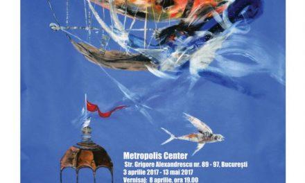 """Lisandru Neamțu, """"Blow Up"""" @ DanaArtGallery și Metropolis Art Collection, București"""
