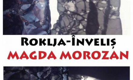 "Magda Morozan ""Roklja-Înveliș"" @ Galeria Odeon, București"