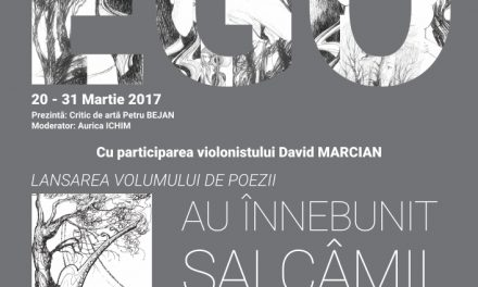 """Ofelia Ioana Odobașu """"Ego"""" @ Muzeul Unirii din Iași"""