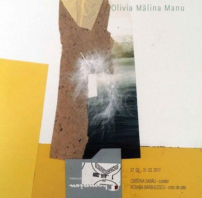 """Olivia Mălina Manu """"EFEMERIDE – Jurnal de artist"""" @ UNAgaleria, București"""