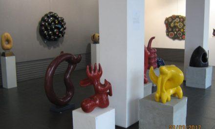 """Paul Covaci """"Organic Shapes"""" @ Galeria de Artă UAP Baia Mare"""
