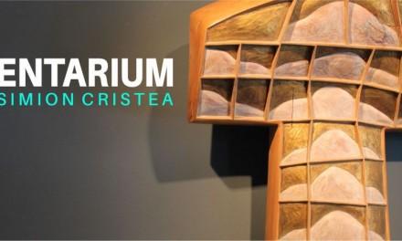 """Simion Cristea """"Fragmentarium"""" @ Galeria de artă DANA, Iași"""