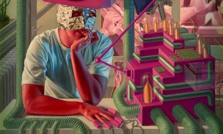 "Victor Fota și Aural Eye ""Human Extension"" @ Galeria Galateca, București"
