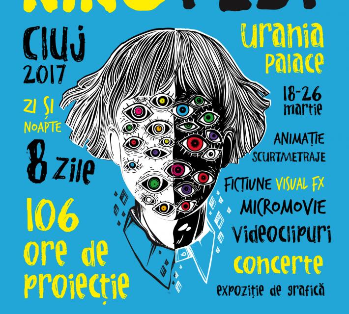 Maratonul Kinofest, Cluj 2017