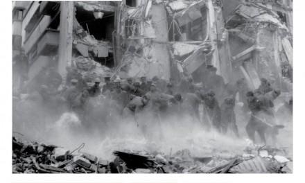 Mărturii fotografice ale cutremurului din 4 martie 1977 @ Muzeul Municipiului București