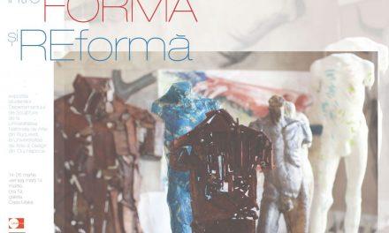 Expoziţie de sculptură – între Formă şi Reformă @ Galeria Casa Matei, Cluj-Napoca