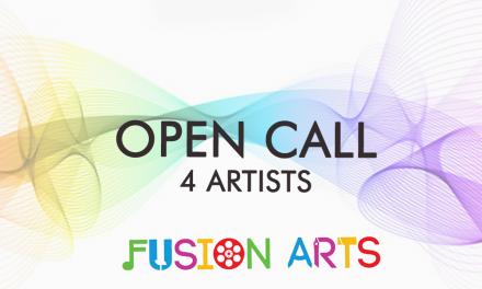 Open Call pentru artisti! Inscrie-te in proiectul Fusion Arts!
