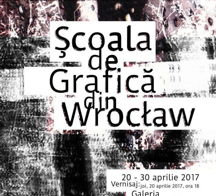 """""""Şcoala de Grafică din Wrocław"""" @ Galeria Casa Matei, Cluj-Napoca"""