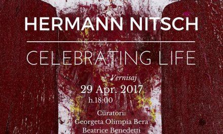Hermann Nitsch – Celebrating Life @ IAGA Contemporary Art Gallery , Cluj