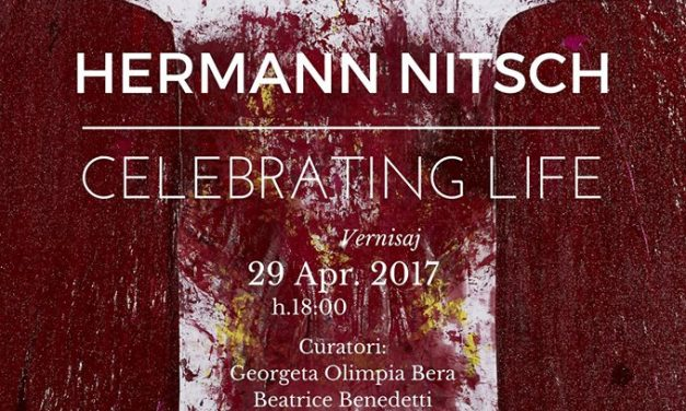 Hermann Nitsch – Celebrating Life @ IAGA Contemporary Art Gallery , Cluj
