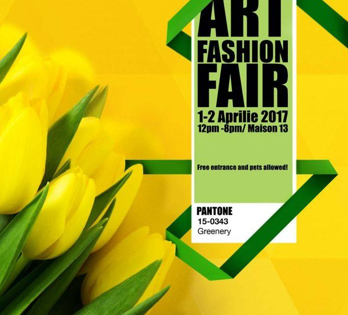 Art Fashion Fair | Spring Greenery