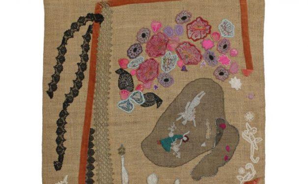 Colaje textile în opera Margaretei Sterian – 120 de ani de la naşterea artistei @ Muzeul Naţional Cotroceni