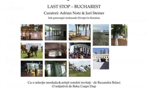Dada on tour- Last stop: Bucharest @ Galeria Tipografia, București