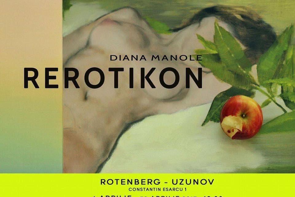 REROTIKON, prima expoziție de artă erotică la Galeria Rotenberg-Uzunov, București