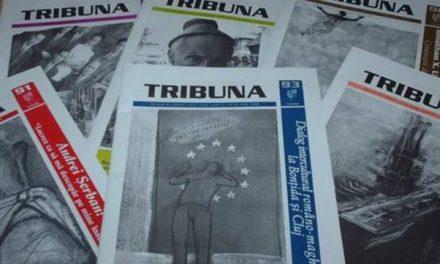 """Expoziţia """"Tribuna. Arta pe prima pagină"""" @ Galeria IX, Budapesta"""