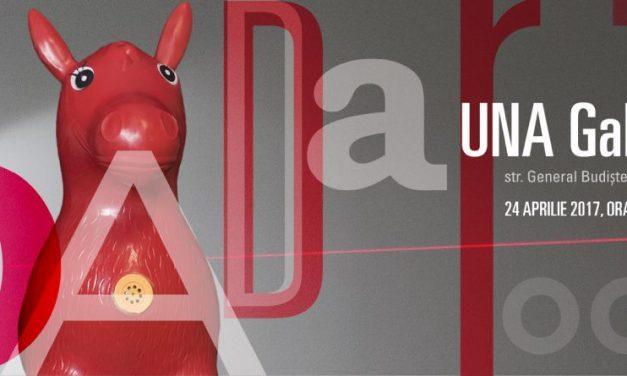 Expoziția DADA ROOTS @ UNA Galeria, București