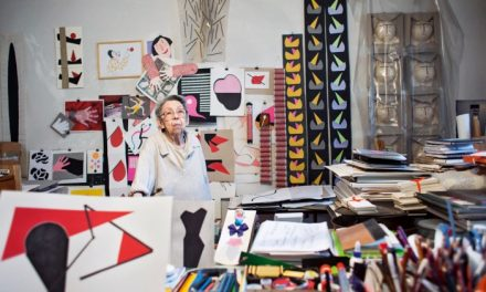 """Geta Brătescu. The Studio: A Tireless, Ongoing Space"" @ Camden Arts Centre, Londra"