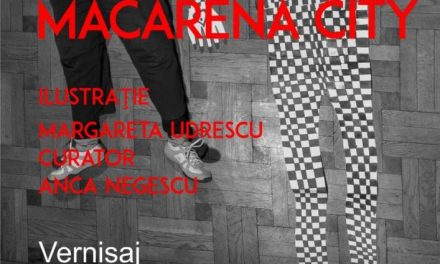 """Margareta Udrescu """"Macarena City"""" @ Artfooly Gallery, București"""