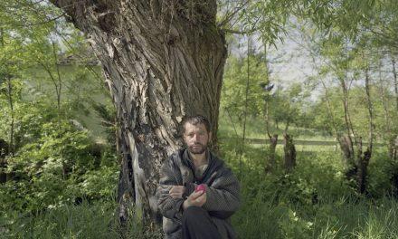 """Nicu Ilfoveanu """"Bienheureux Valerică"""" @ Institutul Cultural Român Paris"""